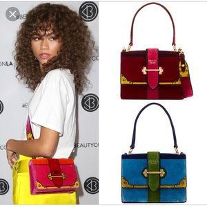 15aee54e9ff5 Prada Bags | Velvet Bag | Poshmark